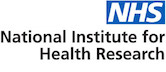 Logo of the NHS National Institute for Health Research